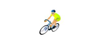 Ebike rider