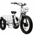 Electric Trike from Spark Cycleworks