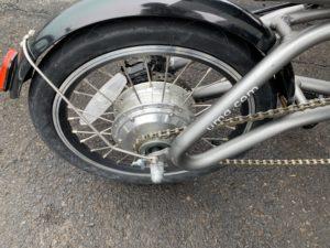 Rear Hub Motor Electric Bike