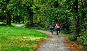 National Park Bike Trail